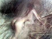 """Джованни Больдини (Giovanni Boldini), """"Молодая женщина, ступающая в ванну"""""""