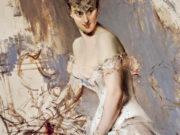 """Джованни Больдини (Giovanni Boldini), """"Портрет Алисы Реньо"""""""