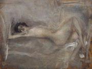 "Джованни Больдини (Giovanni Boldini), ""Symphony in Gray"""