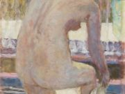 "Пьер Боннар (Pierre Bonnard) ""Nu S'habillant"""