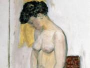 """Пьер Боннар (Pierre Bonnard) """"Nu debout, de profil"""""""