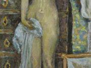"""Пьер Боннар (Pierre Bonnard) """"La Femme a la commode"""""""