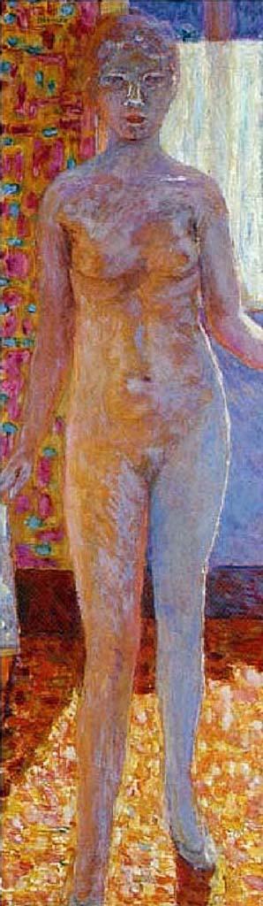 "Пьер Боннар (Pierre Bonnard) ""Nude - 2"""