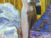 "Пьер Боннар (Pierre Bonnard) ""Standing Nude (Nu debout)"""
