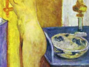 "Пьер Боннар (Pierre Bonnard) ""Nude at the Toilet Table"""