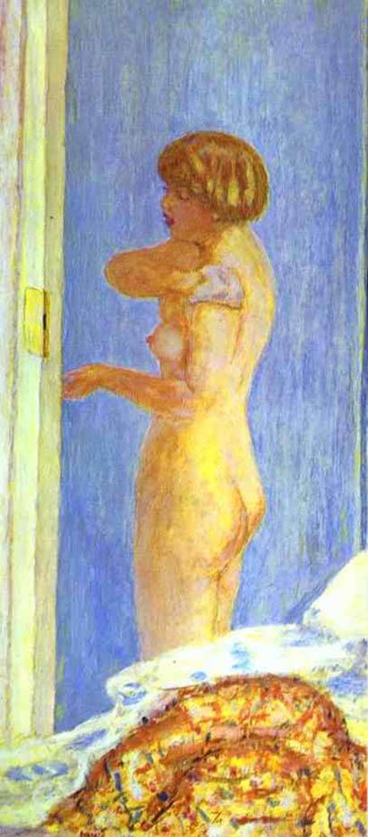 "Пьер Боннар (Pierre Bonnard) ""Nude with Covered Legs"""