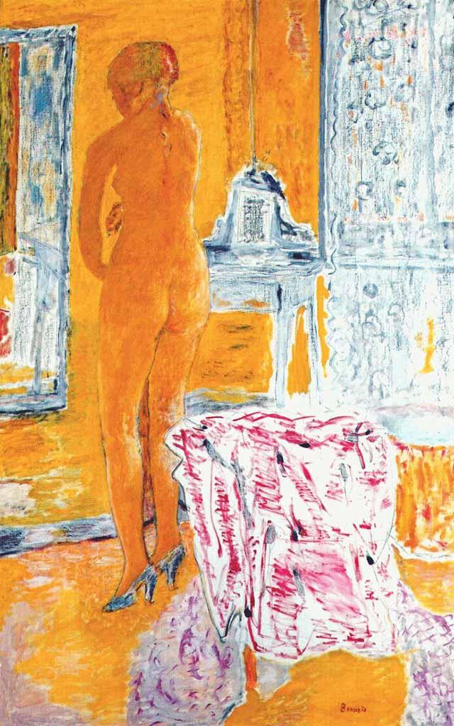 "Пьер Боннар (Pierre Bonnard) ""Nude - 3"""
