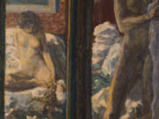"Пьер Боннар (Pierre Bonnard) ""Man and Woman"""