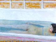 "Пьер Боннар (Pierre Bonnard) ""The Bath"""
