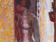 """Пьер Боннар (Pierre Bonnard) """"Standing Nude"""""""