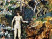 "Пьер Боннар (Pierre Bonnard) ""Daphnis and Chloe"""