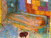 "Пьер Боннар (Pierre Bonnard) ""Nude in the Bath and Small Dog"""