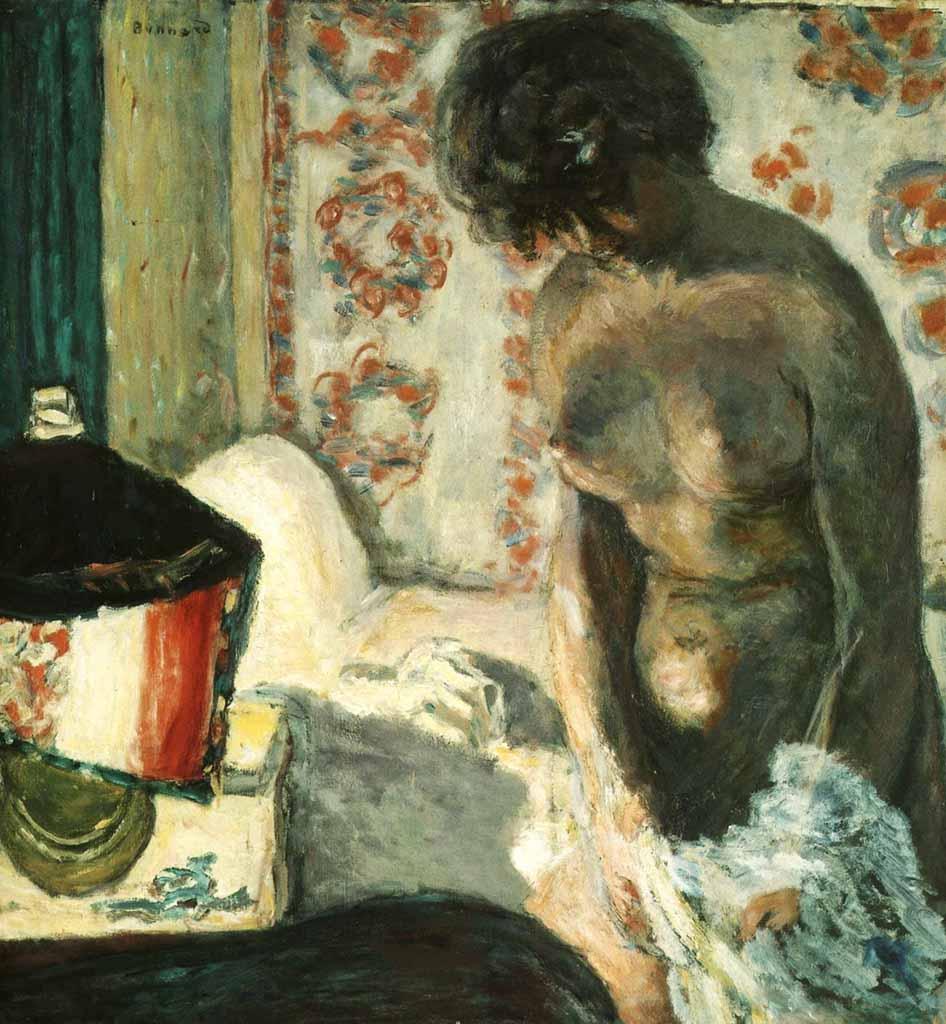 """Пьер Боннар (Pierre Bonnard) """"La Lampe"""""""