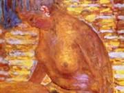 """Пьер Боннар (Pierre Bonnard) """"Sombre Nude"""""""