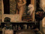 "Пьер Боннар (Pierre Bonnard) ""The Toilet - 2"""