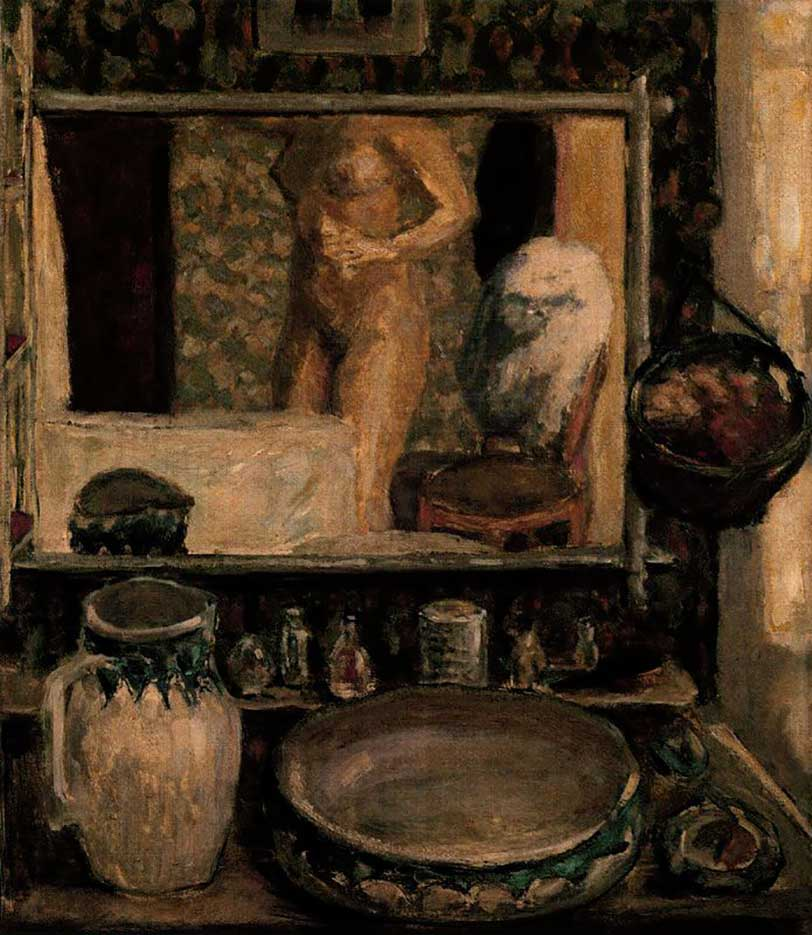 "Пьер Боннар (Pierre Bonnard) ""The Toilet - 2"""
