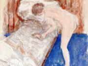 "Пьер Боннар (Pierre Bonnard) ""Nude in an Interior"""