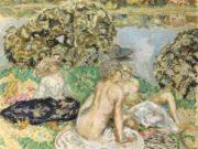 "Пьер Боннар (Pierre Bonnard) ""Les Demoiselles"""
