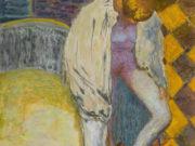 "Пьер Боннар (Pierre Bonnard) ""Femme sortant du bain"""