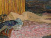 "Пьер Боннар (Pierre Bonnard) ""Le cannape rose"""