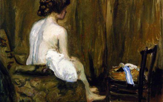 "Пьер Боннар (Pierre Bonnard) ""Nude"""