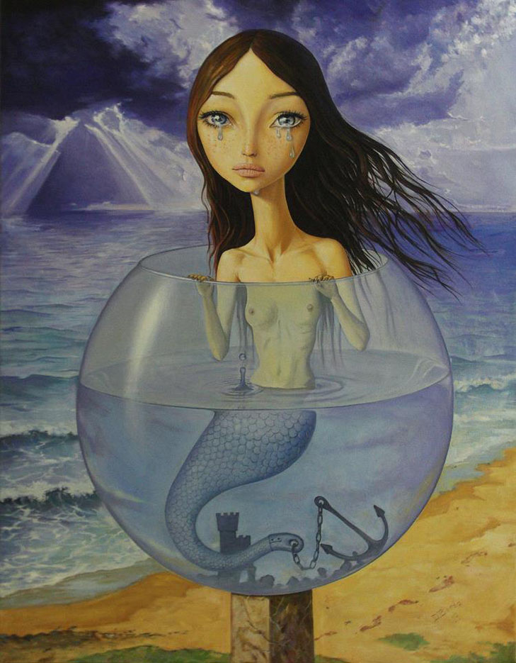 "Адриан Борда (Adrian Borda), ""The Little Mermaid"""