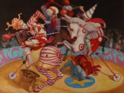 "Адриан Борда (Adrian Borda), ""Cirque du Soleil"""