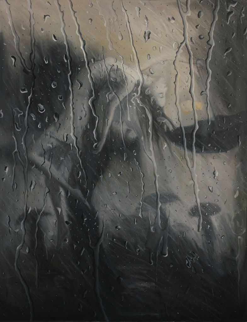 "Адриан Борда (Adrian Borda), ""Life is a dance in the rain"""