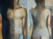 "Марина Бородуля (Marina Borodulya) ""Адам и Ева - 4 | Adam and Eve - 4"""