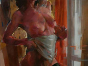 "Марина Бородуля (Marina Borodulya) ""Erotic art - 28"""