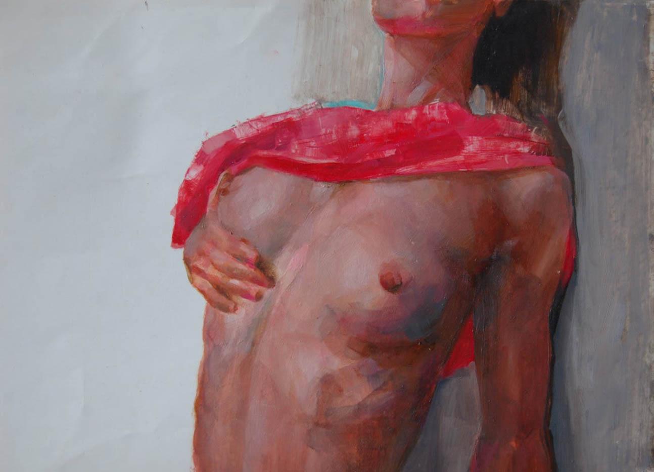 "Марина Бородуля (Marina Borodulya) ""Erotic art - 32"""