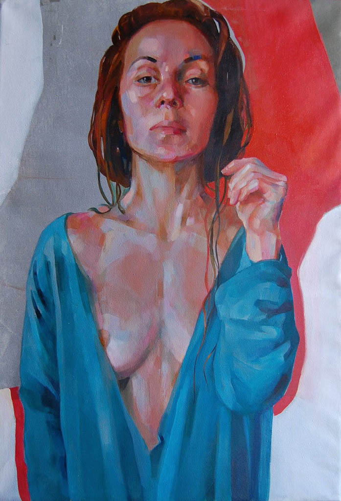 "Марина Бородуля (Marina Borodulya) ""Erotic art - 34"""