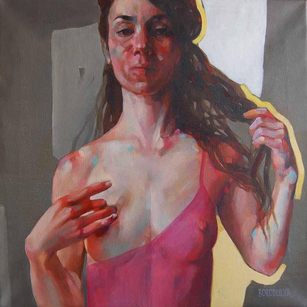 "Марина Бородуля (Marina Borodulya) ""Erotic art - 40"""