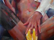 "Марина Бородуля (Marina Borodulya) ""Erotic art - 46"""