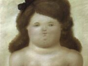 """Фернандо Ботеро (Fernando Botero) """"Woman"""""""