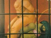 "Фернандо Ботеро (Fernando Botero) ""Абу-Грейб - 58 | Abu Ghraib - 58"""