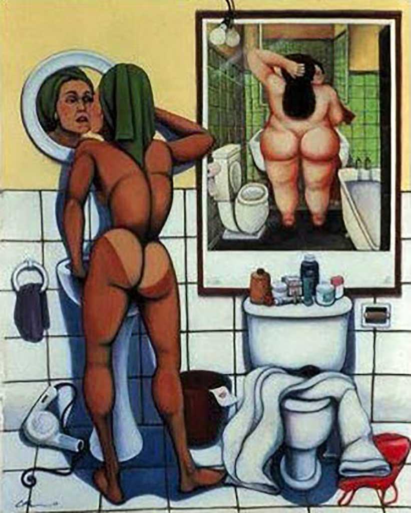"Фернандо Ботеро (Fernando Botero) ""Ода, посвященная Ботеро | Ode to Botero"""