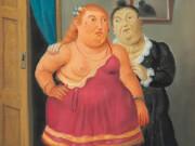 "Фернандо Ботеро (Fernando Botero) ""Селестина | Celestina"""