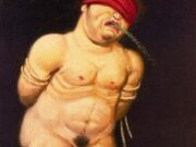 "Фернандо Ботеро (Fernando Botero) ""Без названия - 60 | Untitled - 60"""