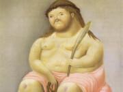 "Фернандо Ботеро (Fernando Botero) ""Ecce Homo"""