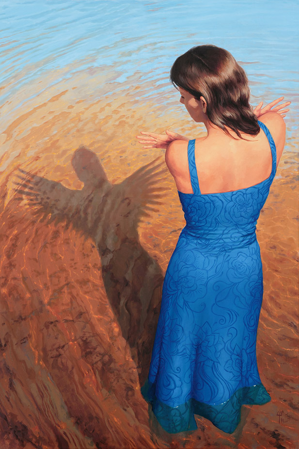 Янник Бушар (Yannick Bouchard), Angels hide from the sun