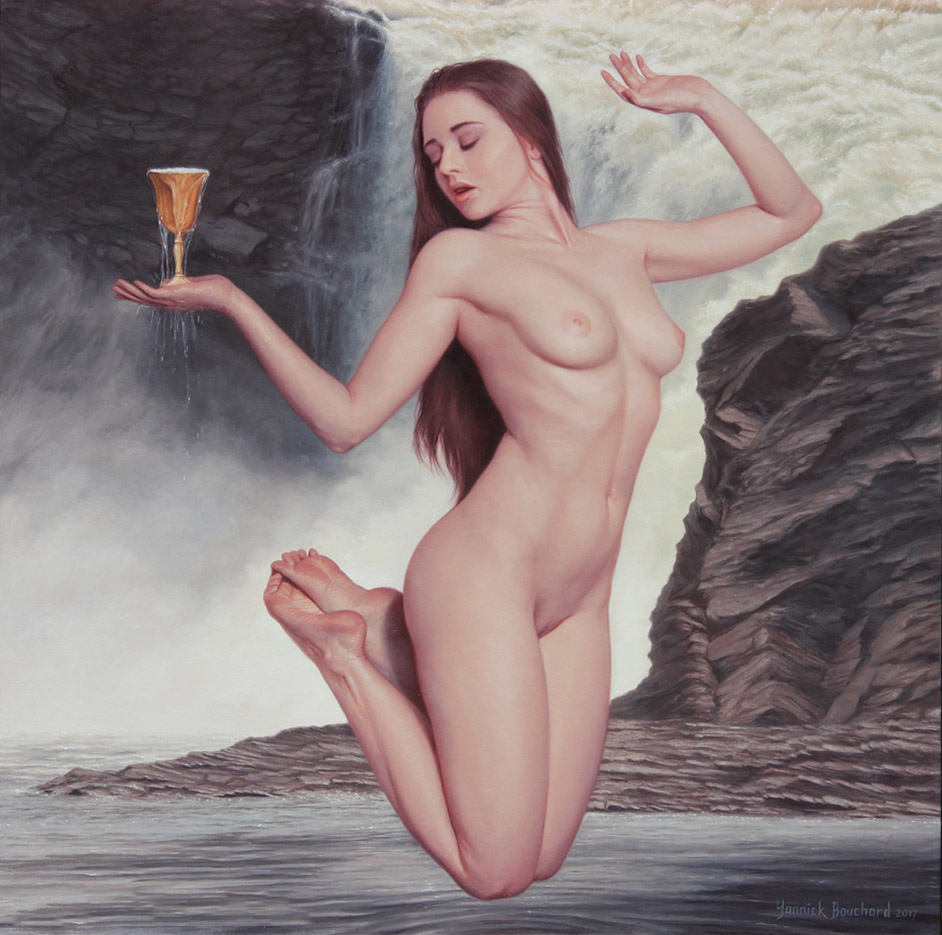 Янник Бушар (Yannick Bouchard), The water chalice