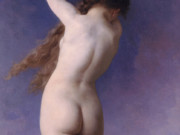 "Вильям Адольф Бугро (William Adolphe Bouguereau) ""L'Etoile Perdue"""