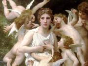 """Вильям Адольф Бугро (William Adolphe Bouguereau) """"Lassaut"""""""