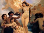 "Вильям Адольф Бугро (William Adolphe Bouguereau) ""Birth Of Venus"""