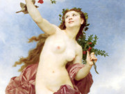 "Вильям Адольф Бугро (William Adolphe Bouguereau) ""День 