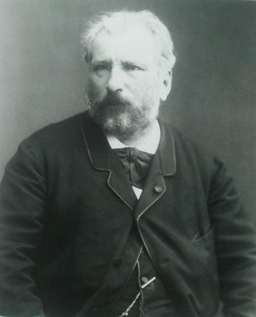 """Вильям Адольф Бугро (William Adolphe Bouguereau) """"Фотография 1888"""""""