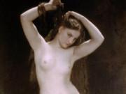 "Вильям Адольф Бугро (William Adolphe Bouguereau) ""Купальщица | The Bather"""