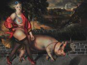 """Дэвид Бауэрс (David Bowers) """"Pig Walker III"""""""