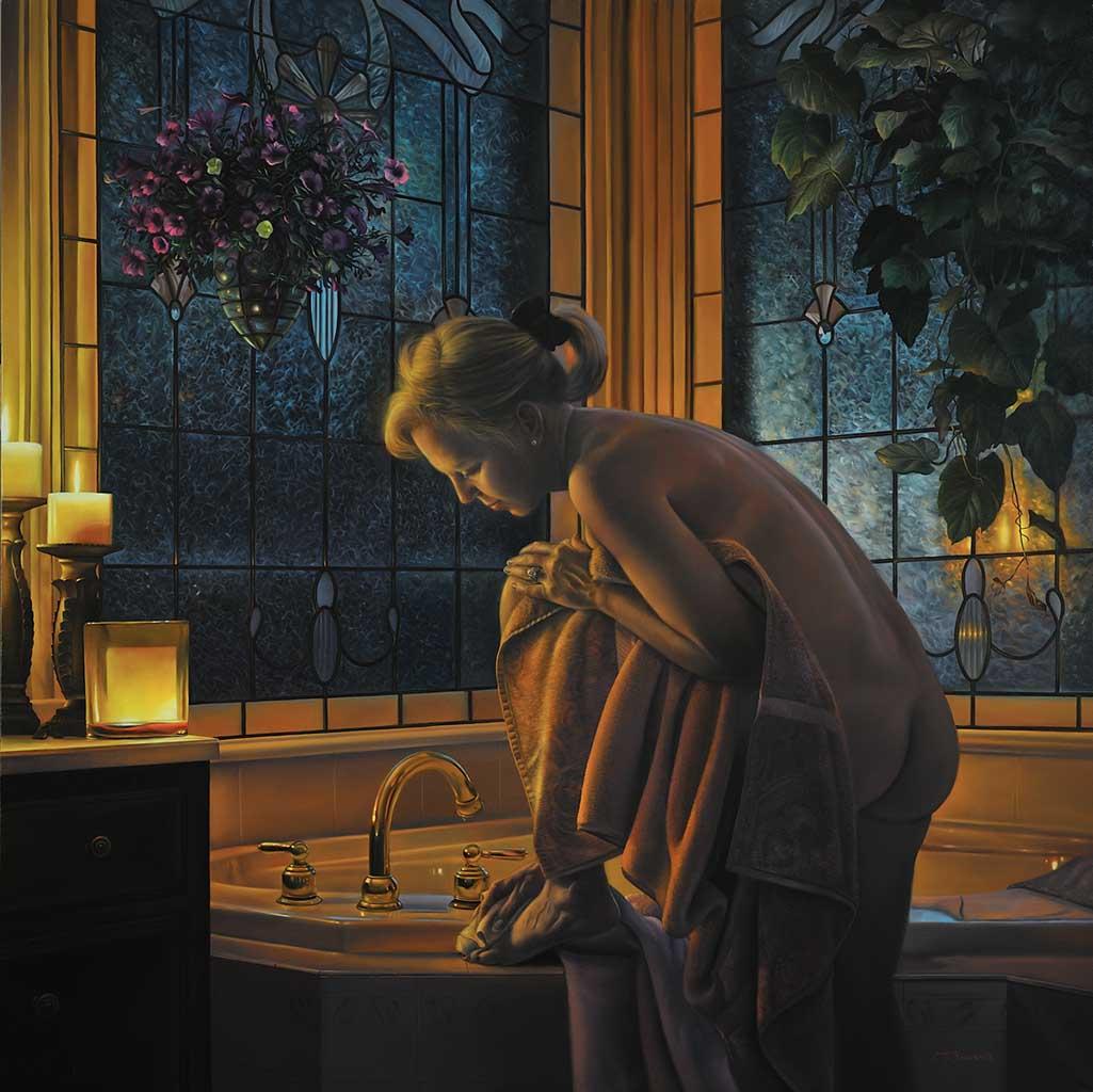 """Дэвид Бауэрс (David Bowers) """"After the Bath"""""""